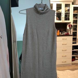Zara beige oatmeal colored sweater dress. XS